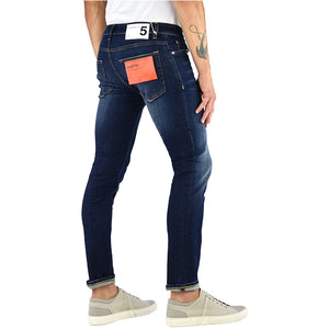 Jeans DEPARTMENT 5 Skeith Blu Denim