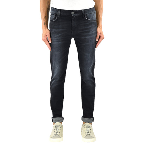 Jeans DEPARTMENT 5 Skeith Nero Lavato