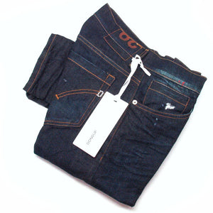 Jeans DONDUP GEORGE UP232 DS050UV M84T Lavaggio Scuro