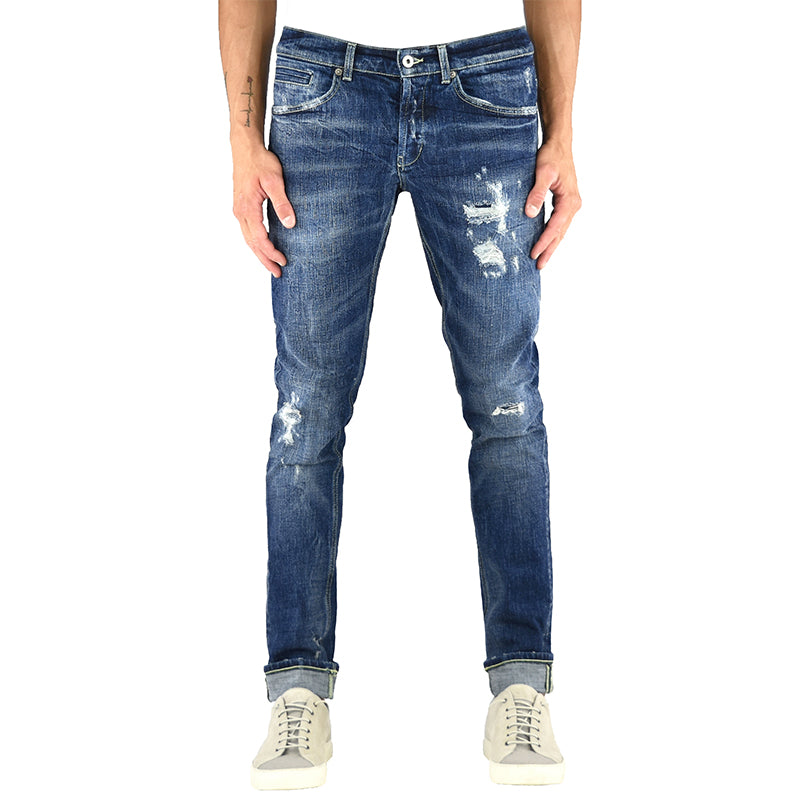 Jeans DONDUP George UP232 Strappato