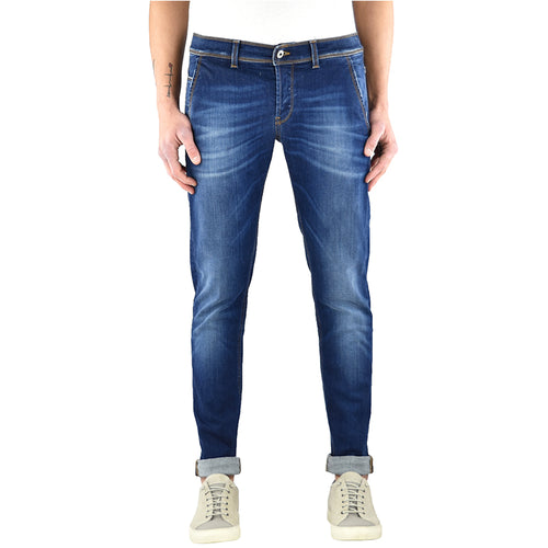 Jeans DONDUP Konor UP439 con Tasche America