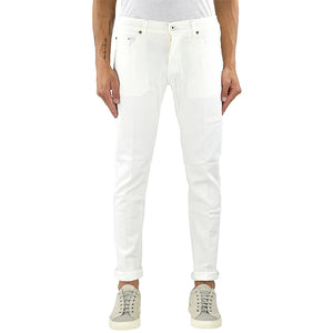 Jeans DONDUP Mius UP168 Bianco