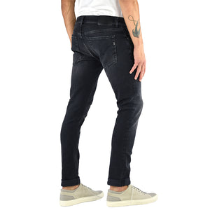 Jeans DONDUP Ritchie UP424 Grigio Scuro
