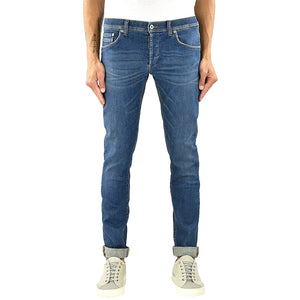 Jeans DONDUP Ritchie UP424 Lavaggio Medio