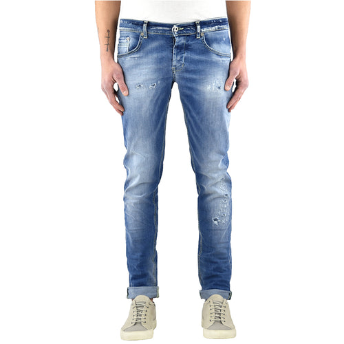 Jeans DONDUP Ritchie UP424 Strappato