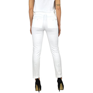 Pantalone DONDUP Perfect DP066 Bianco