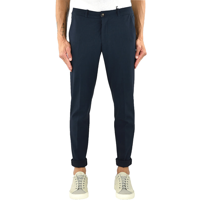 Pantalone RRD Winter Pant Blue Black