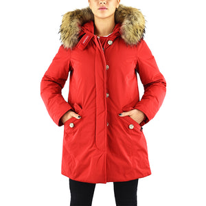 Parka WOOLRICH W'S Luxury Arctic Parka Rosso