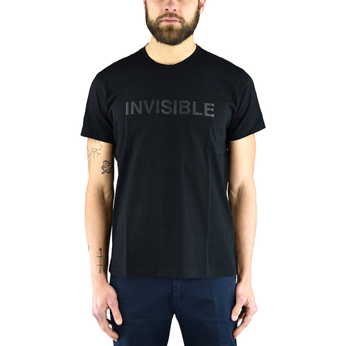 T-Shirt ASPESI AY05 Invisible Nera