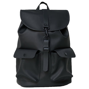 Zaino RAINS Camp Backpack Nero