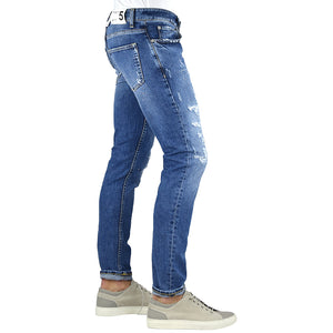 Jeans DEPARTMENT 5 Skeith Strappato