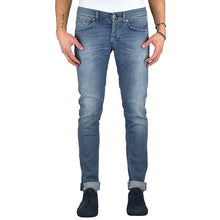 Jeans DONDUP George UP232 Indaco Lavato