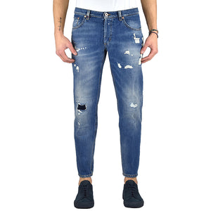 Jeans DONDUP Brighton UP434 Strappato