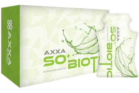 AXXA SO PLUS BIOTIC 4 cutii