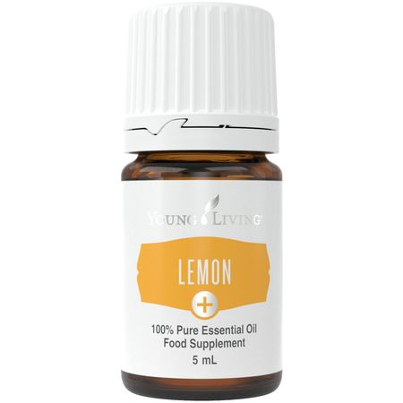 Ulei esențial Lemon Plus 5 ml
