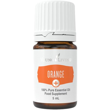 Ulei esențial Orange Plus, Portocale Plus - 5 ml
