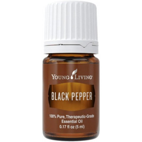 Ulei esențial Black Pepper, Piper Negru 5 ml