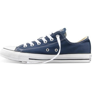 Converse All Star Slip On Skateboarding Canvas Blue Shoes-Sneakers-Sour Grapes Online-Blue-US4 (EUR36.5)-