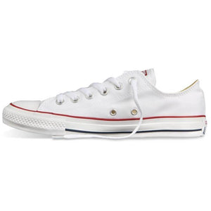 Converse All Star Slip On Skateboarding Canvas White Shoes-Sneakers-Sour Grapes Online-White-US4 (EUR36.5)-