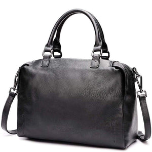 Genuine Leather Handbag Satchel Bags For Women Messenger Bags