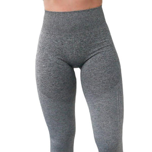 High Waisted Leggings Seamless Ombre Yoga Pants For Women