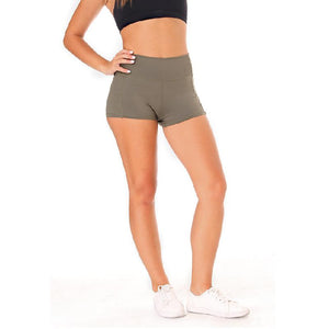High Waisted Shorts Women's Jogger Shorts Tummy Control Yoga Shorts