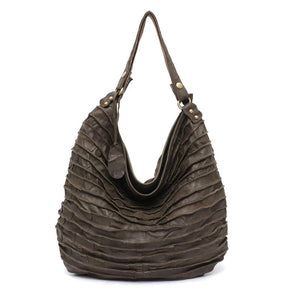 Leather Hobo Bags Large Capacity Crossbody Bags Shoulder Bags For Women