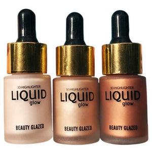 Liquid Make Up Concealer Ultra-Concentrated 3D Highlighter Cream-Face Styling-Sour Grapes Online-Pearl-
