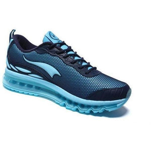 Onemix Lightweight Breathable Running Outdoor Blue Trainers-Sneakers-Sour Grapes Online-Blue-3.5-