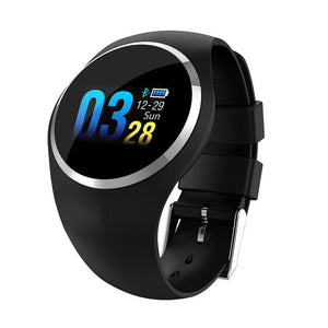 SG Blood Pressure Heart Rate Monitor Watch Smartwatch For Android