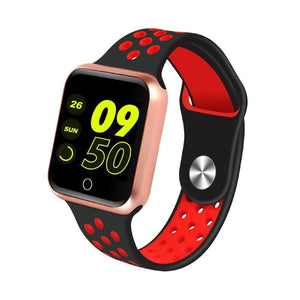 SG Women's Waterproof Android Smartwatch Heart Rate Blood Pressure Monitor