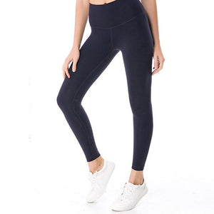 Squat Proof Leggings Gym Wear Womens Tights Yoga Pants With Pockets
