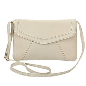 Vintage Women's Wedding Sling Bags Leather Crossbody Bags