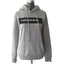 Women Long Sleeve Double Edged Hoodie Sweatshirt Loose Pullover