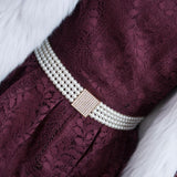 Whole sale 12 types New Fashion Small Gold Buckle Inlaying Rhinestone Pearl Elastic Belt Women's Strap Female Accessories Dress-Belt-Sour Grapes Online-13EL1-