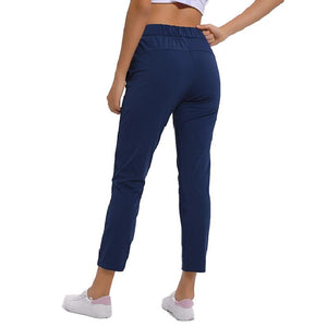 Womens Running Tights High Quality Leggings Yoga Pants With Pockets
