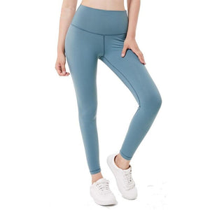 Yoga Pants Gym Wear Womens Tights Squat Proof Leggings With Pockets