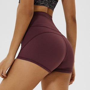Yoga Shorts Tummy Control Jogger Shorts High Waisted Shorts