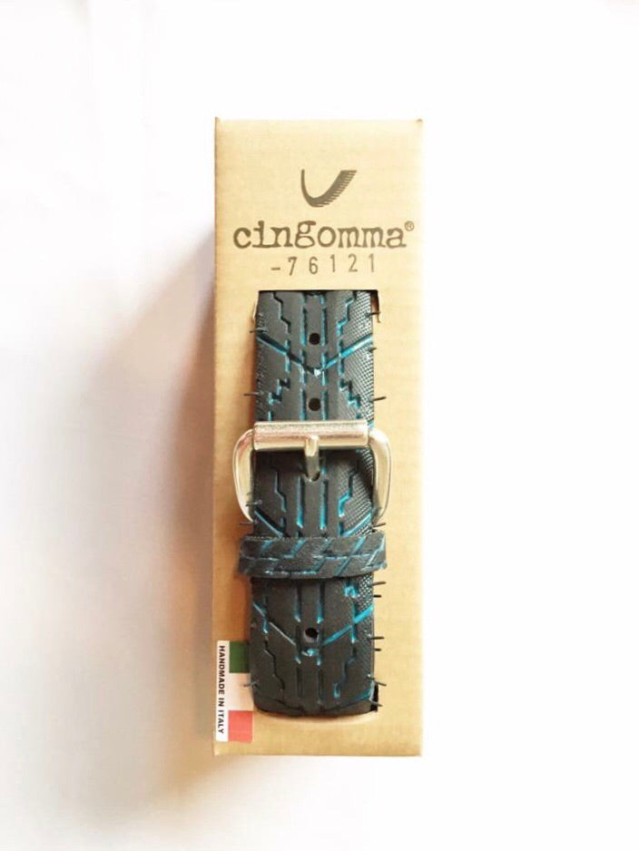 Cingomma Belts, Made in Italy