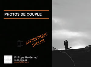 Shooting photo | COUPLE