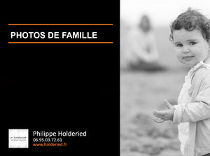 Shooting photo | FAMILLE