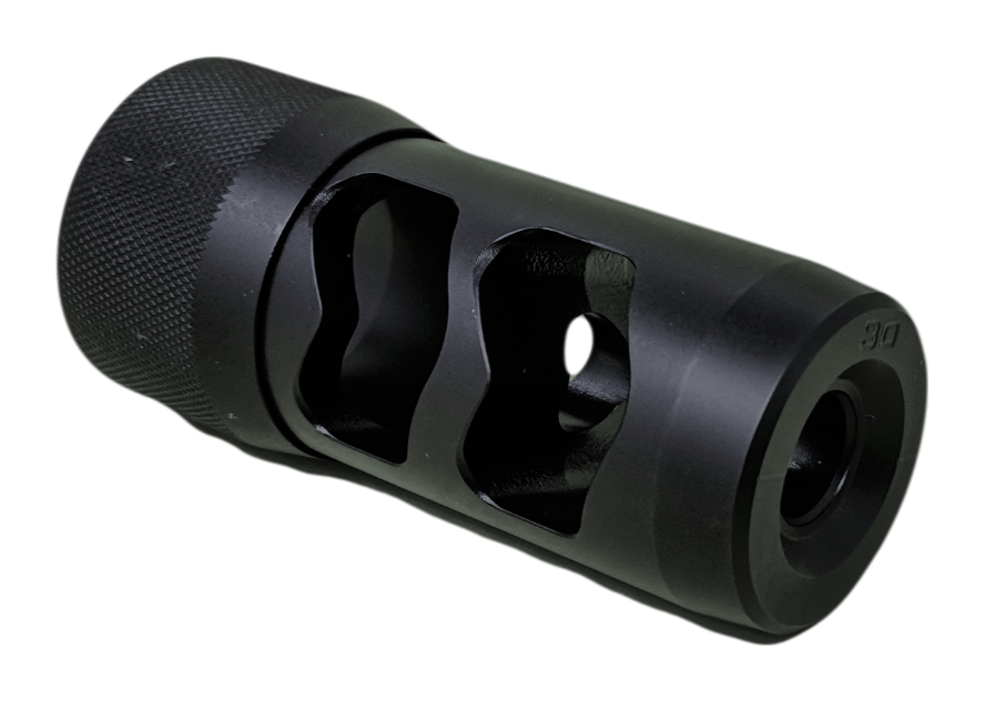 Hellfire 2P – Self Timing Muzzle Brake w/ Adapter