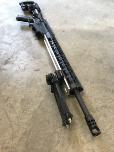 SAWTOOTH RIFLES FOREND RAIL: RUGER PRECISION RIFLE