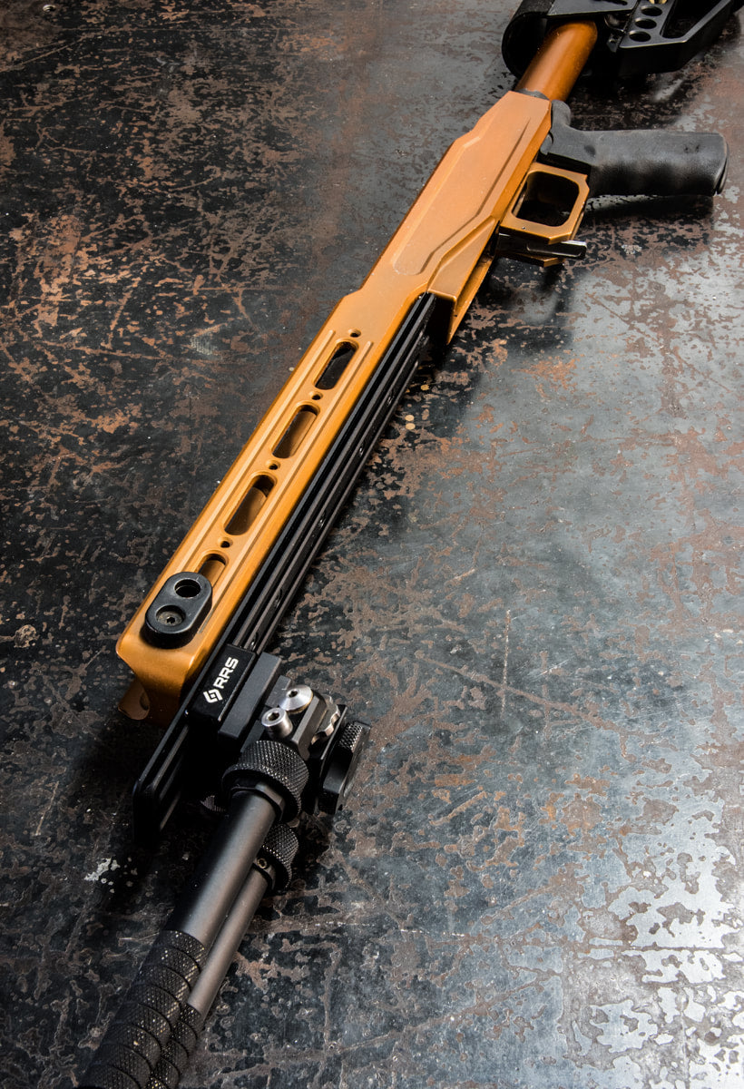 SAWTOOTH RIFLES FOREND RAIL: XLR INDUSTRIES ELEMENT