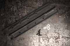 SAWTOOTH RIFLES FOREND RAIL: STOCK INLET