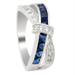Autism Awareness Blue Sky™ Ring