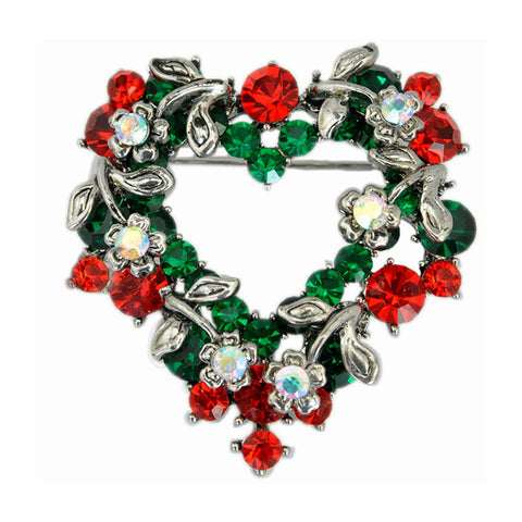 Christmas Heart Garland Fashion Jewelry