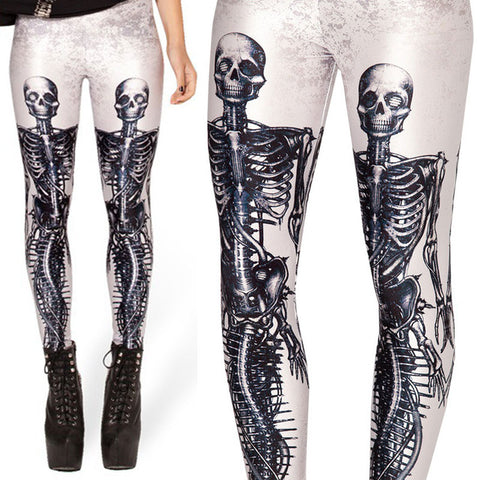 Skull Leggings