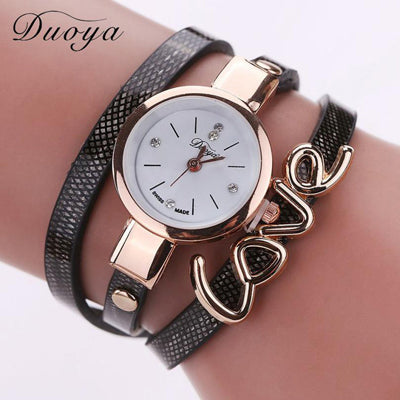 Love Handmade Wristwatch