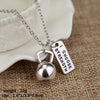 Image of Inspirational Fitness Necklaces
